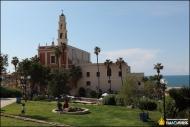 храм в честь вериг св. ап. Петра в г. Яффо.